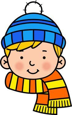 Free Clipart For Teachers, Winter Clipart, Art Drawings For Kids, School Colors, Winter Season, Clip Art, English, Graphics, Seasons