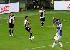 Maxi Lopez #SampSiena 1-0 (2-1)