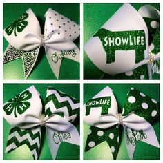 hipgirlclipsCheer bow of the day. By@bowpros1 Tag #cheerbowoftheday to be…