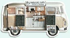 [카페인테리어] Shop in Shop 및 Food truck 인테리어 Food Trucks, Kombi Food Truck, Food Truck Menu, Vitrine Miniature, Miniature Rooms, Miniature Houses, Miniture Dollhouse, Mobile Cafe, Mobile Shop