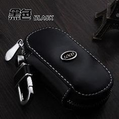 [ 19% OFF ] Genuine Leather Car Key Case Cover For Audi A3 A4 A6 A8 A6L R8 Q5 Q7 Tt A5 A7 A4L A1 Q3 Rs4 Rs5 Car Keychain Rings Accessories