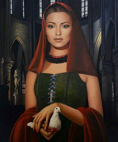 Alexander Shubin is a Russian-Canadian artist who presently resides and paints in his art-studio in Ottawa, Canada.