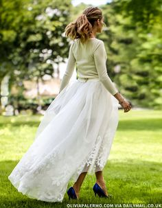 Get The Look: Olivia Palermo | sheerluxe.com