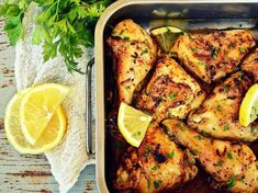 Pui marinat la cuptor Catering, Meat, Chicken, Food, Beef, Meal, Catering Business, Essen, Hoods