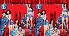 अक्षय कुमार की हाउसफुल-3 का पहले सप्ताह 80 करोड़ का कलेक्शन