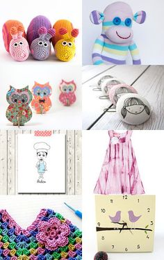 A GIFT FOR EVERY CHILD by liora on Etsy--Pinned with TreasuryPin.com