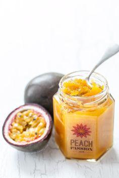 Peach Passion Jam