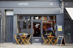 Kipferl London's most romantic cafes