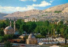 Beautiful Damascus   - من التكية السليمانية باتجاه قاسيون