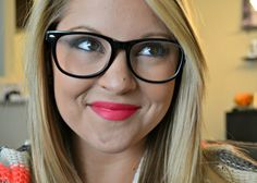 Loving the oversized frames! #Firmoo http://envisionpretty.blogspot.com/2013/04/blogger-product-review-firmoo.html