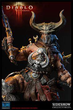 Diablo III OVERTHROWN Diorama