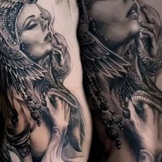 18 Royal Cleopatra Tattoos | Tattoodo.com