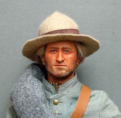 Tutorial: Making felt hats. Military Miniature