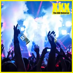 Be it #XXXVodkaMix or #XXXEnergyDrink we rule party with Zest.  Explore more at www.thexxxuniverse.com