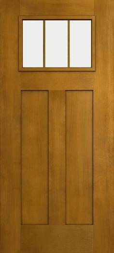 3068 Craftsman (Stain Grade) - No Dentil Shelf