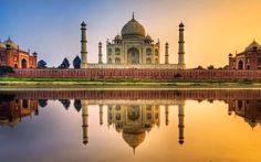 The symbol of #Love. #Taj #Mahal