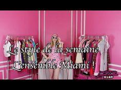 """L' ensemble Miami """"By Capucine Ackermann"""" 🎀 😃 Miami, Girly, Style, Fashion, Spirit, Livres, Feminine, Swag, Moda"""