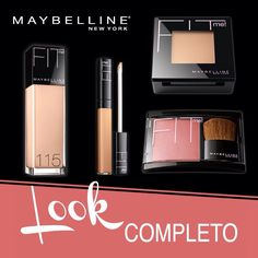 Productos MAYBELLINE