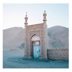 """""""A Wrinkle In Time: Grant Harder in Kashgar of XinJiang province, China for enRoute magazine (x) next summer Places Around The World, Oh The Places You'll Go, Places To Travel, Places To Visit, Around The Worlds, Beijing, Magic Places, Islamic Architecture, Architecture Sketches"""