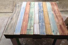 Pallet Table!https://www.facebook.com/VortizFurniture