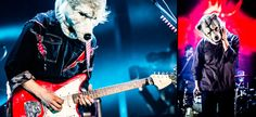 Japanese Rap/Rock band Man with a Mission played a spectacular show at the Makuhari Messe on Saturday, May 31st.