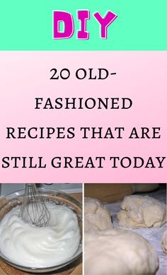 Amish Recipes, Old Recipes, Recipies, Cooking Recipes, Retro Recipes, Vintage Recipes, Dinners, Meals, Old Fashioned Recipes