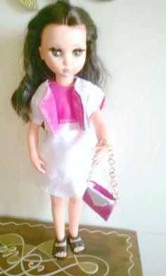 Abito vestito completo  per Furga Alta moda 3 S Susanna Simona Sheila Sylvie