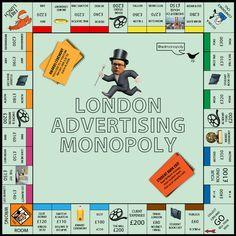 London adland monopoly