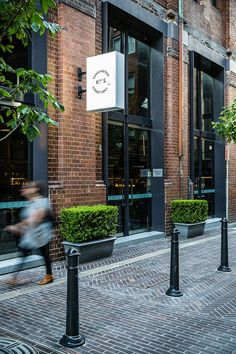Kensington Street - a process of boiling down - carefully understanding the history and many heritage qualities of the street and striping back.: