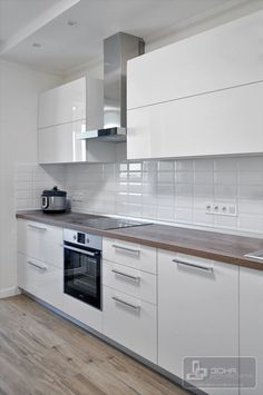 Furniture For Small Bedrooms Key: 2800944858 Kitchen Room Design, Luxury Kitchen Design, Kitchen Cabinet Design, Home Decor Kitchen, Interior Design Kitchen, Home Kitchens, Modern Kitchen Interiors, Modern Kitchen Cabinets, Kitchen Modular
