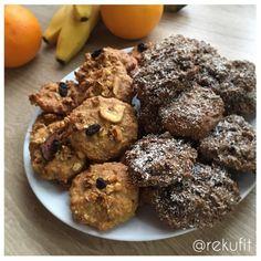 Diétás sütemény recept: Narancsos-almás-mézes-fahéjas zabkeksz recept. Tökéletes délutáni nasihoz.  Kattints a receptért! Fitt, Ale, Muffin, Breakfast, Instagram, Morning Coffee, Ale Beer, Muffins, Cupcakes