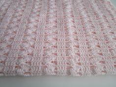 Crochet Afghan Pattern Easy Crochet Blanket Pattern