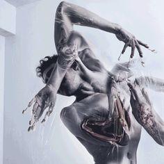 GIFs anatómicos que muestran cómo el internet nos está destruyendo