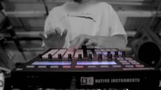Justin Aswell going crazy solo with MASCHINE