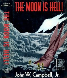 There's nothing like a good crashed spaceship. SF covers.