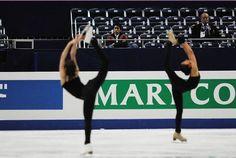 Kim Yuna & Mao Asada