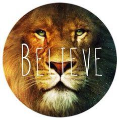 Believe.... It's real.