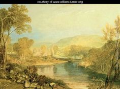 Bolton Abbey - Joseph Mallord William Turner - www.william-turner.org