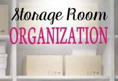 Today on the podcast, I am revisiting this space with more ideas to help you tackle YOUR storage monster! #organizedstorage