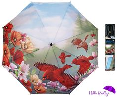 Isn't this Cardinals umbrella just amazing!
