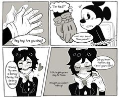 WELL WE'RE ALL GOING TO DIE NOW! ---> Yandere fackin Bendy?