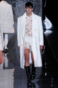Versace | Fall 2013 Menswear Collection | Style.com