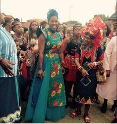 Mr and Mrs Bob Mabena - (PHOTOS) - Sowetan LIVE African Wedding Attire, African Attire, African Wear, African Dress, African Weddings, African Outfits, African Style, Tsonga Traditional Dresses, Traditional Wedding Dresses