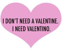 Valentino > Valentine
