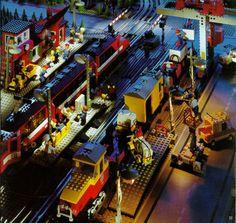 LEGO Trian 1990 set