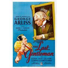 The Last Gentleman Canvas Art - (24 x 36)