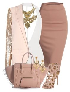 """""""Elaborate"""" by highfashionfiles ❤ liked on Polyvore"""