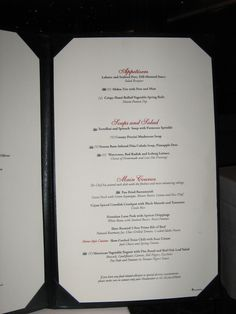 cruise menu Vegetable Spring Rolls, Spinach Soup, Tortellini, Cruises, Soup And Salad, Rum, Seafood, Pineapple, Menu