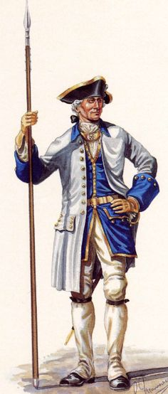 SYW- France: French Regiment Languedoc, 1757-1760, by R. Marrion.