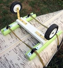 build a canoe trolley - Google Search #canoefishing #kayaktools